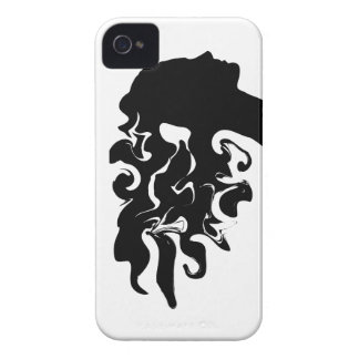 iphone Case-Mate Barely There smoke hair case