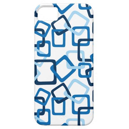 iPhone Case-Mate Links Blue iPhone SE/5/5s Case