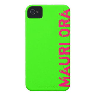iPhone Case - Mauri Ora!