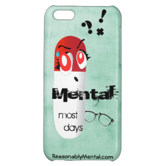 IPhone Case - Mental Milly Cover For iPhone 5C