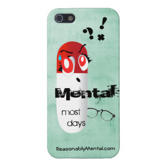 IPhone Case - Mental Milly iPhone 5 Covers