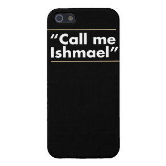 """iPhone case """"Moby Dick"""" iPhone 5 Cover"""