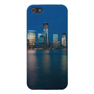 iPhone case: New York City night skyline Cover For iPhone SE/5/5s