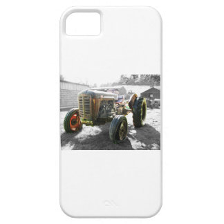 iphone case Old Vintage Tractor farm machinery