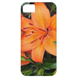 Iphone Case-Orange flower iPhone 5 Cover