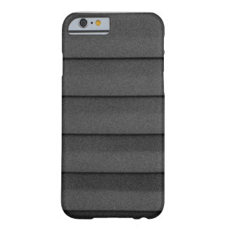 iPhone Case, Pattern on steal Barely There iPhone 6 Case