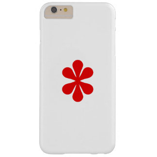 iPhone case red flower by Billy Bernie