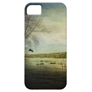 iPhone Case-Sacred Spring Songs at the Bashakill iPhone SE/5/5s Case