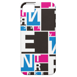 iPhone case SE/5/5s (Color) [Grid]