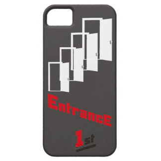 iPhone case SE/5/5s (DOOR) [Russian Avant-gardee]