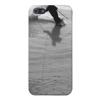 iPhone case skiing powder Kirkwood California Covers For iPhone 5
