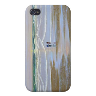 iPhone case ~ Sunset On The Beach iPhone 4/4S Covers