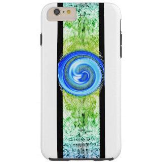 "iPhone Case ""Swirl "" Tough iPhone 6 Plus Case"