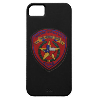 Iphone Case Texas Highway Patrol Patch iPhone 5 Cases