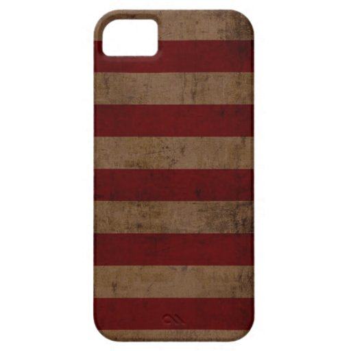 iphone, case, usa, flag iPhone 5 cover