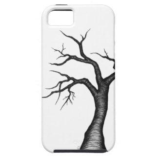iPhone Case w/ Tree Art iPhone 5 Case