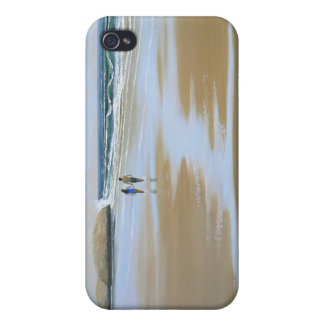 iPhone Case ~ Walking The Beach iPhone 4 Cover