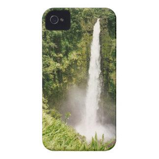 iPhone Case - Waterfall, Big Island, Hawaii iPhone 4 Case