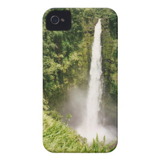 iPhone Case - Waterfall, Big Island, Hawaii Case-Mate iPhone 4 Cases