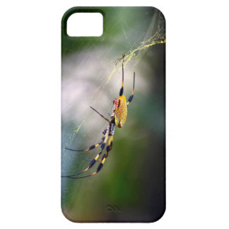 iPhone case with an image of Spider.