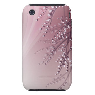 iPhone case with blossom willow branches iPhone 3 Tough Cases