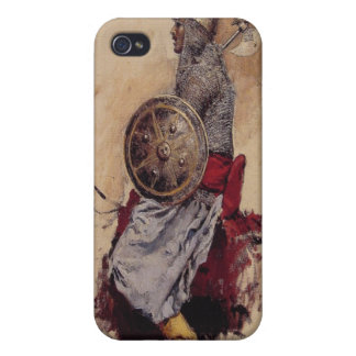 iPhone Case With Edwin Lord Weeks Painting iPhone 4 Cases