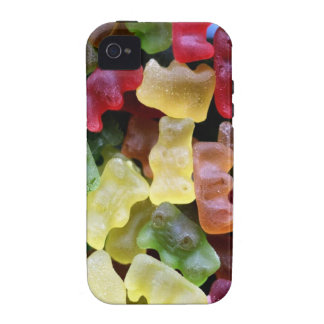 iPhone case with gummy bears iPhone 4/4S Cases