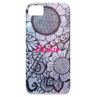 Iphone Case with initial