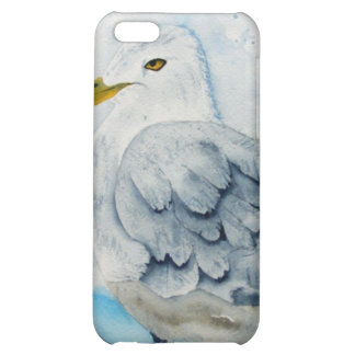 iPhone case with Jersey Shore Seagull iPhone 5C Cover