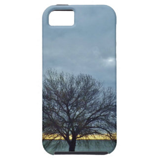 Iphone case with Lonesome Tree