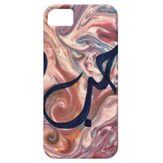 Iphone case with LOVE in Arabic Calligraphy