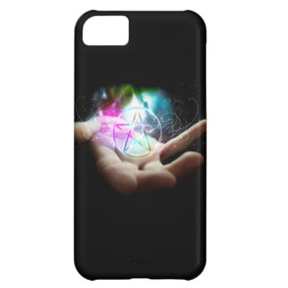 iphone case with pentacle