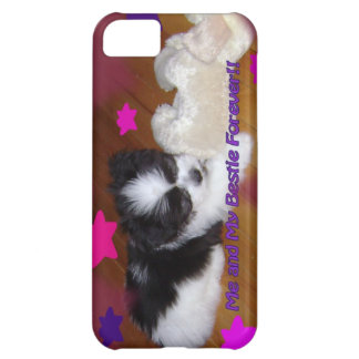 iphone case with puppies for best friends. iPhone 5C covers