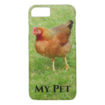 IPhone Case with Red Rooster