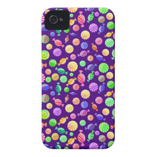iPhone Case with Round Candies