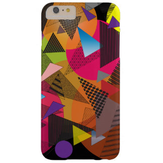 iPhone Case with Triangles Fruit Cup design