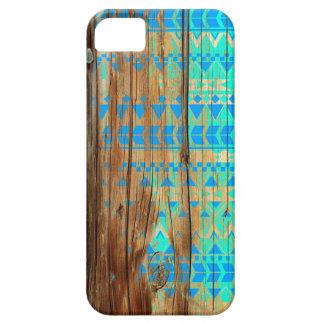 iPhone Case Wood Aztec Wooden iPhone 6 case