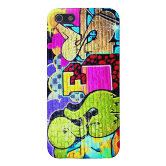 iPhone Case - Yes Grafitti iPhone 5 Cover