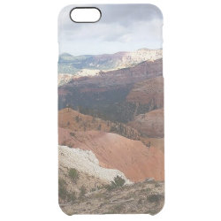 Uncommon iPhone 6 Plus Clearly™ Deflector Case with Greyhound Phone Cases design