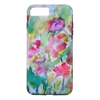 iPhone Cases Garden Flowers Watercolor Floral Gift