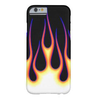 iPhone clásico de la llama 6 casos del caso Funda De iPhone 6 Barely There