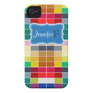 iPhone colorido personalizado 4/4s del modelo del iPhone 4 Case-Mate Carcasas