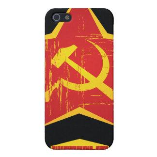 iPHone comunista iPhone 5 Funda
