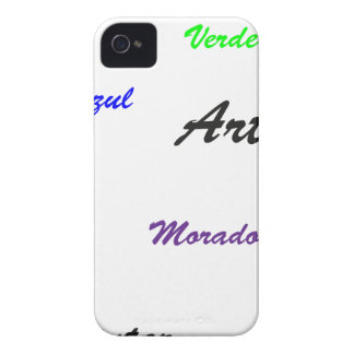 IPhone cover 4 - Words To draw, art, to paint