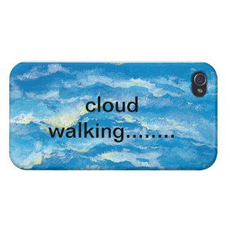 Iphone Cover - Cloud Walking