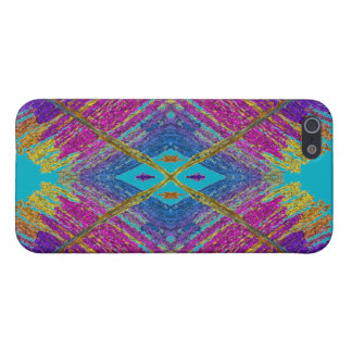 iPhone cover in Multi Color Design