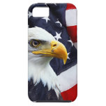 Iphone cover North American Bald Eagle on American iPhone 5 Case