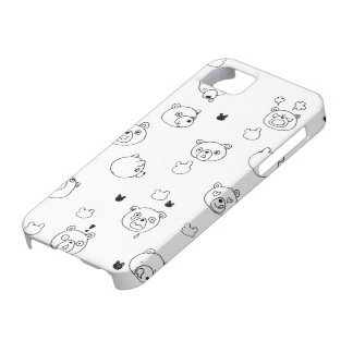 IPhone cover of bear
