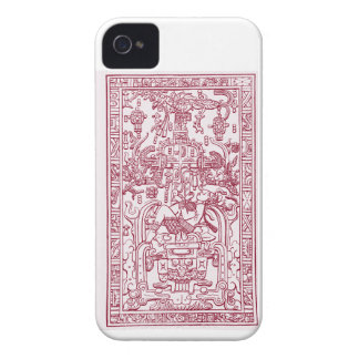 iphone cover of King Pacal the Ancient Astronut