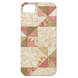 Iphone Cover Quilted Floral
